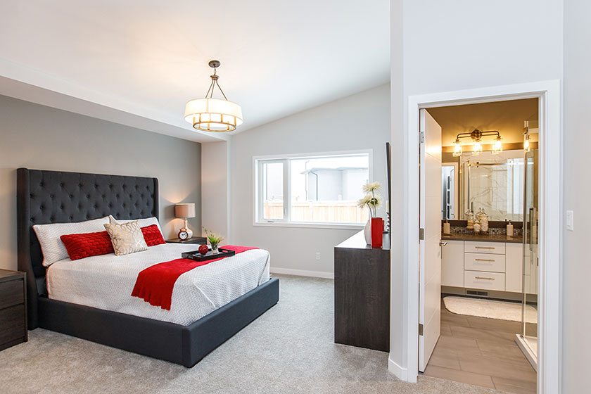 Great Room - 11 Borealis Bay, Sage Creek | Avanti Custom Homes - Winnipeg - Manitoba