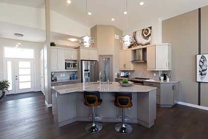 Taylor Farm Show Home | Avanti Custom Homes - Home Builder - Winnipeg - Manitoba