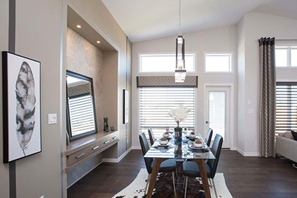 Taylor Farm Show Home | Avanti Custom Homes - Show Homes - Winnipeg - Manitoba