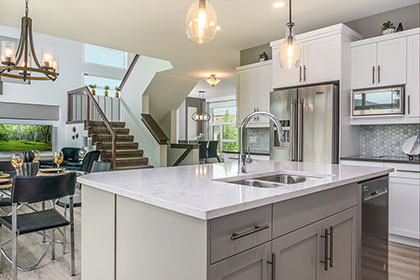 Sage Creek Show Home | Avanti Custom Homes - Custom Homes - Winnipeg - Manitoba