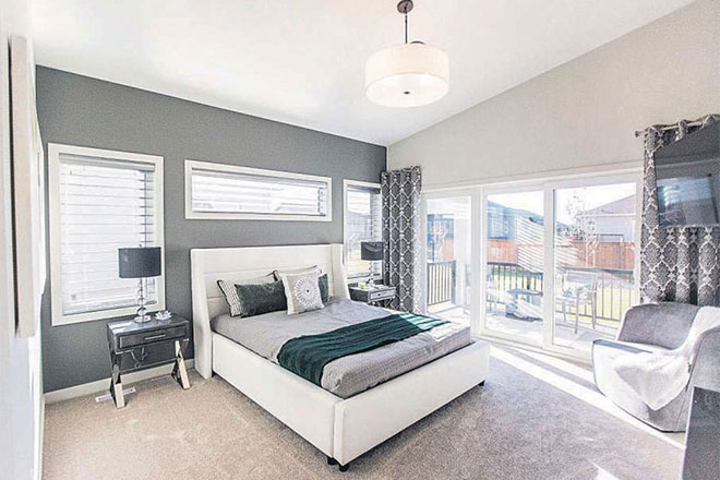 Spacious but warm bungalow will appeal to families, professionals and empty-nesters alike - Home Builder Winnipeg - Avanti Custom Homes